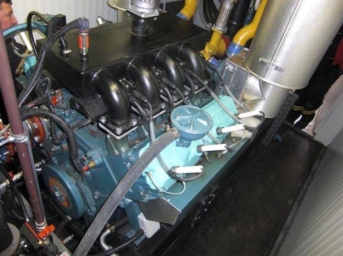 8 cylinder